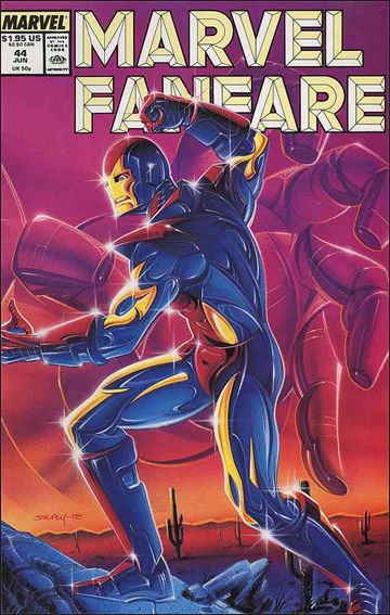 Marvel Fanfare (1982) 44-A by Marvel