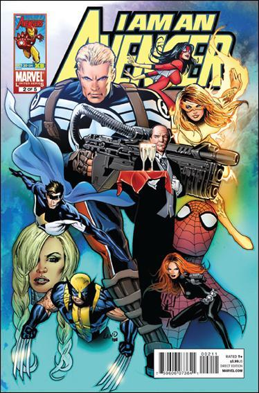 I Am An Avenger 2-A by Marvel