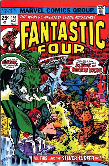 Fantastic Four (1961) 156-A by Marvel