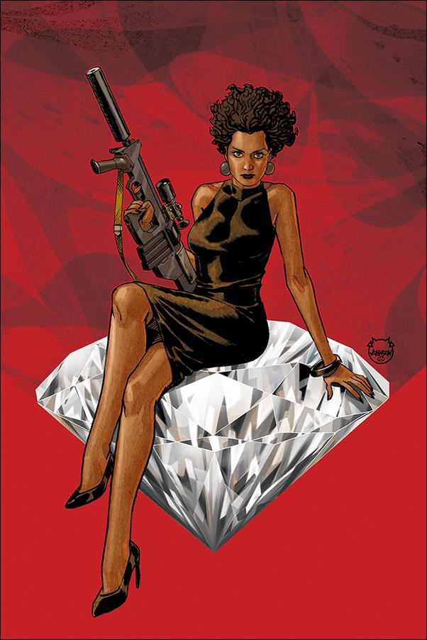 James Bond 007 7-E by Dynamite Entertainment