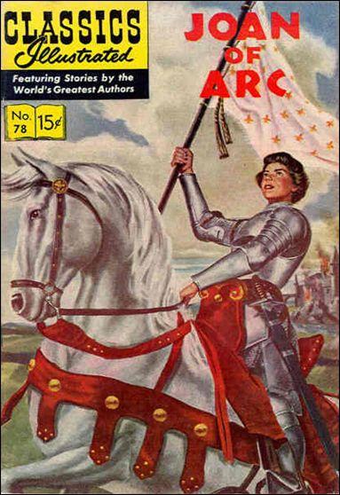 Classic Comics/Classics Illustrated 78-D by Gilberton