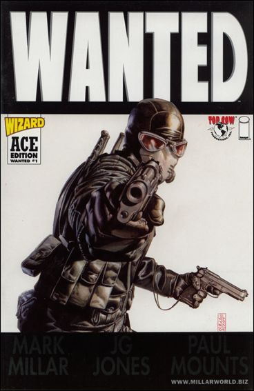 Wanted (2003) 1-E by Top Cow