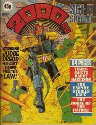 2000 A.D. Sci-Fi Special nn3-A