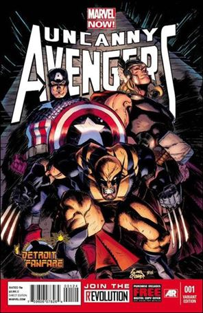 Uncanny Avengers (2012) 1-T