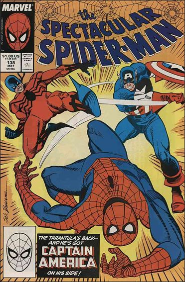 Spectacular Spider-Man (1976) 138-A by Marvel