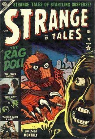 Strange Tales (1951) 19-A