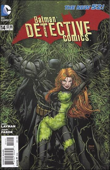 Detective Comics (2011) 14-A by DC