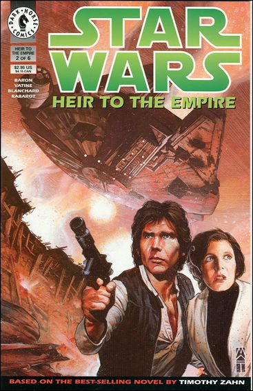 Star Wars: Heir to the Empire 2-A by Dark Horse