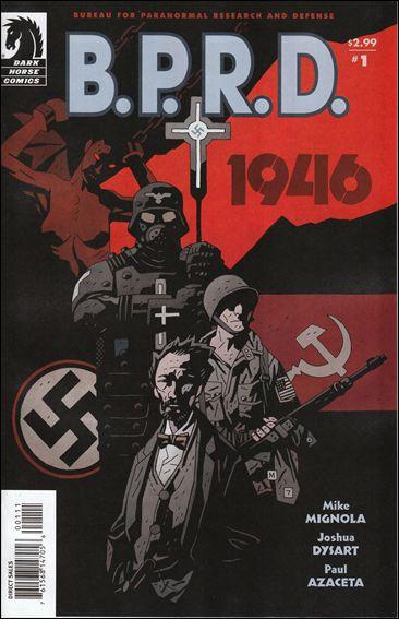 B.P.R.D.: 1946 1-A by Dark Horse