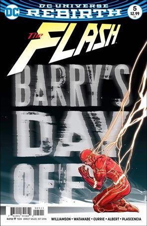 Flash (2016) 5-A