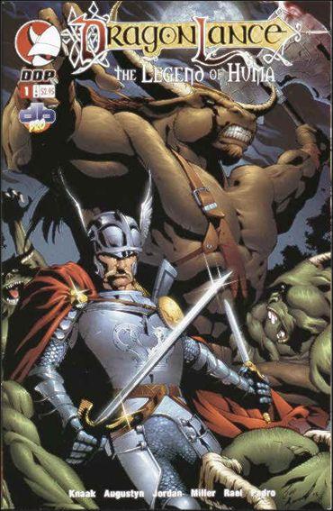 Dragonlance: The Legend of Huma 1-B by Devil's Due