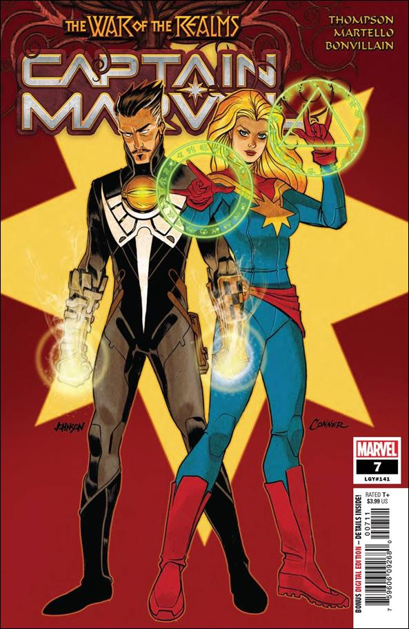 Captain Marvel (2019) 7-A by Marvel