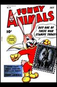 Fawcett's Funny Animals 20-A