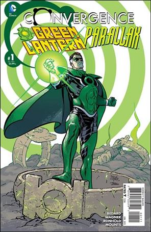 Convergence Green Lantern/Parallax 1-A