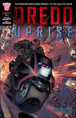 Dredd: Uprise 2-A