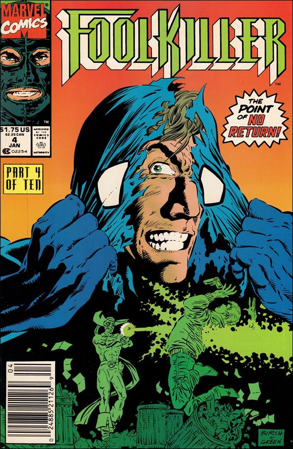 FoolKiller (1990) 4-A by Marvel