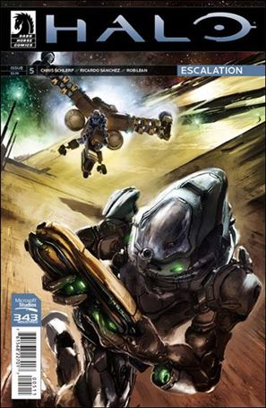 Halo: Escalation 5-A