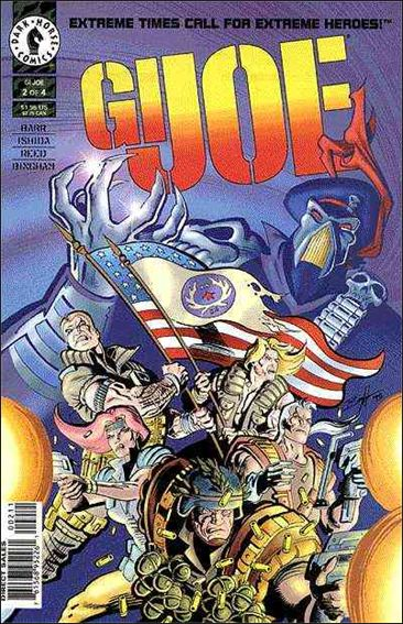 GI Joe (1995) 2-A by Dark Horse