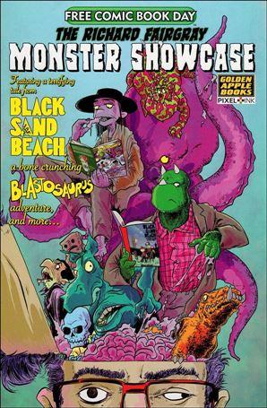 Free Comic Book Day 2020: The Richard Fairgray Monster Showcase nn-A