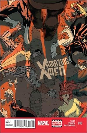 Amazing X-Men (2014) 16-A