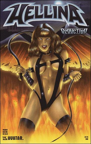 Hellina Seduction Preview-G by Avatar Press
