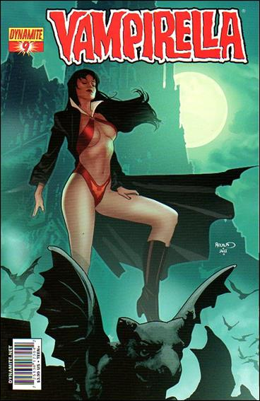 Vampirella (2010) 9-B by Dynamite Entertainment