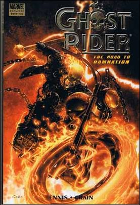 Ghost Rider: Road to Damnation nn-A by Marvel