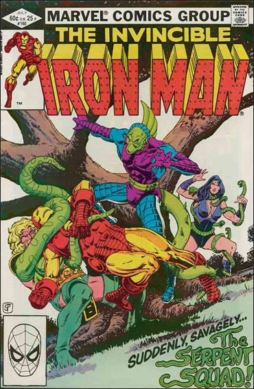 Iron Man (1968) 160-A by Marvel