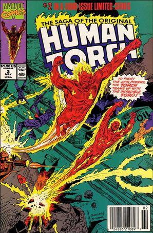 Saga of the Original Human Torch 2-A