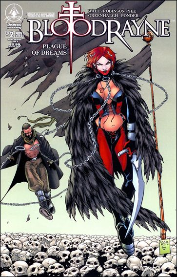 Bloodrayne: Plague of Dreams 2-A by Digital Webbing