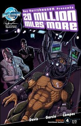 20 Million Miles More 4-A by Bluewater Comics