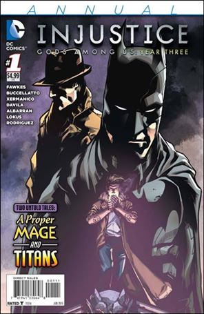 Injustice: Gods Among Us: Year Three Annual 1-A