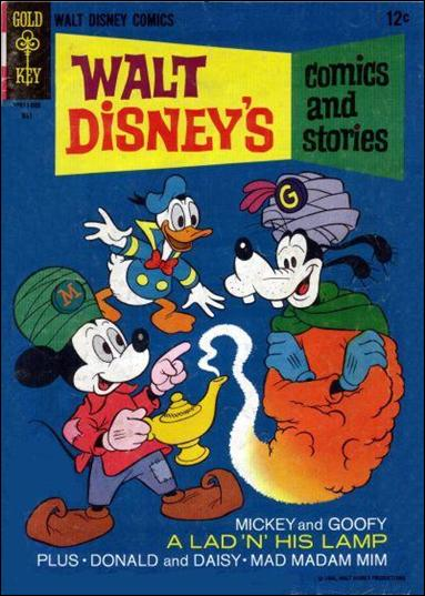 Walt Disney's Comics and Stories (1940) 308-A by Dell