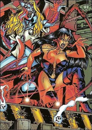 Widow Special Edition Collector's Card Set (Base Set) 13-A