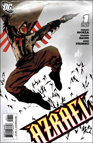 Azrael (2009) 1-A by DC