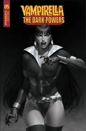 Vampirella: The Dark Powers 5-S