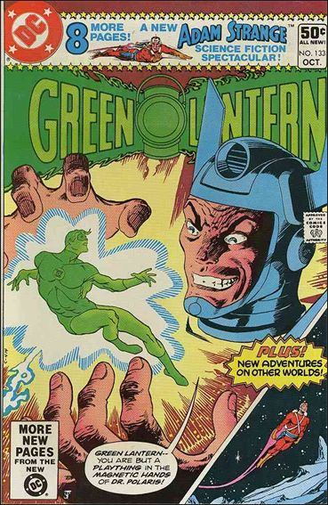 Green Lantern (1960) 133-A by DC