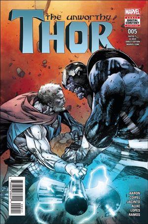 Unworthy Thor 5-A