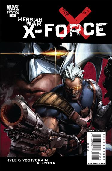 X-Force (2008) 15-B by Marvel
