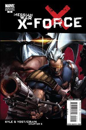 X-Force (2008) 15-B