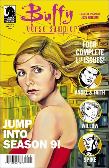 Buffy the Vampire Slayer Season 9: Buffyverse Sampler 1-A by Dark Horse