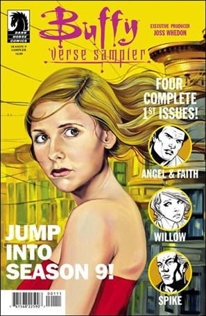Buffy the Vampire Slayer Season 9: Buffyverse Sampler 1-A