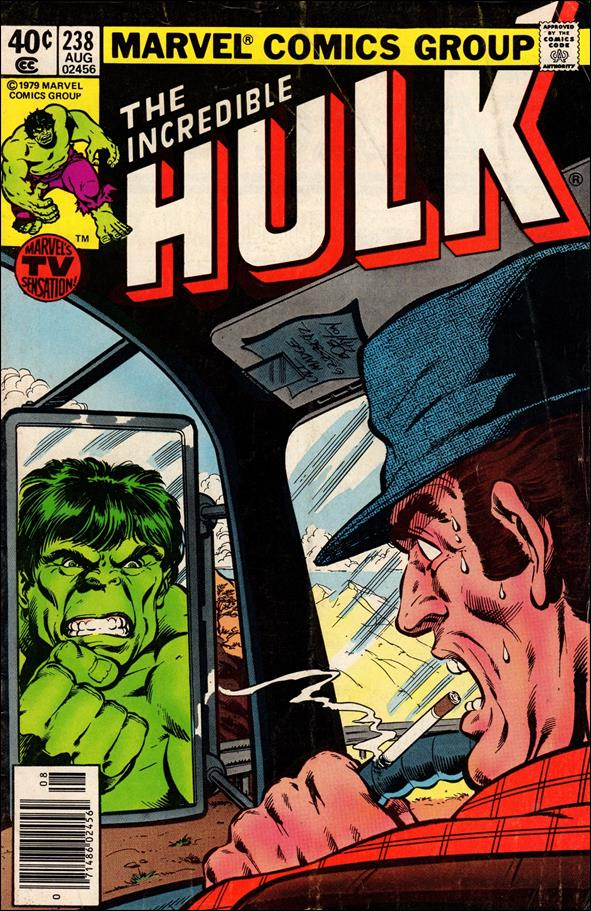 Incredible Hulk (1968) 238-A by Marvel
