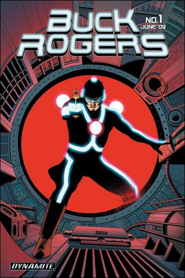Buck Rogers (2009) 1-A by Dynamite Entertainment