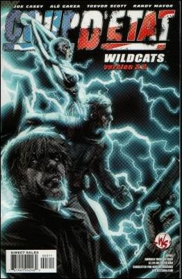 Coup D'Etat: Wildcats Version 3.0 1-B by WildStorm