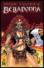 Belladonna Preview 1-F by Avatar Press