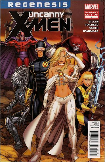 Uncanny X-Men (2012) 1-B by Marvel