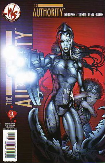 Authority (2003) 3-A by WildStorm