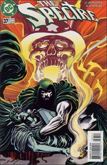Spectre (1992) 37-A by DC