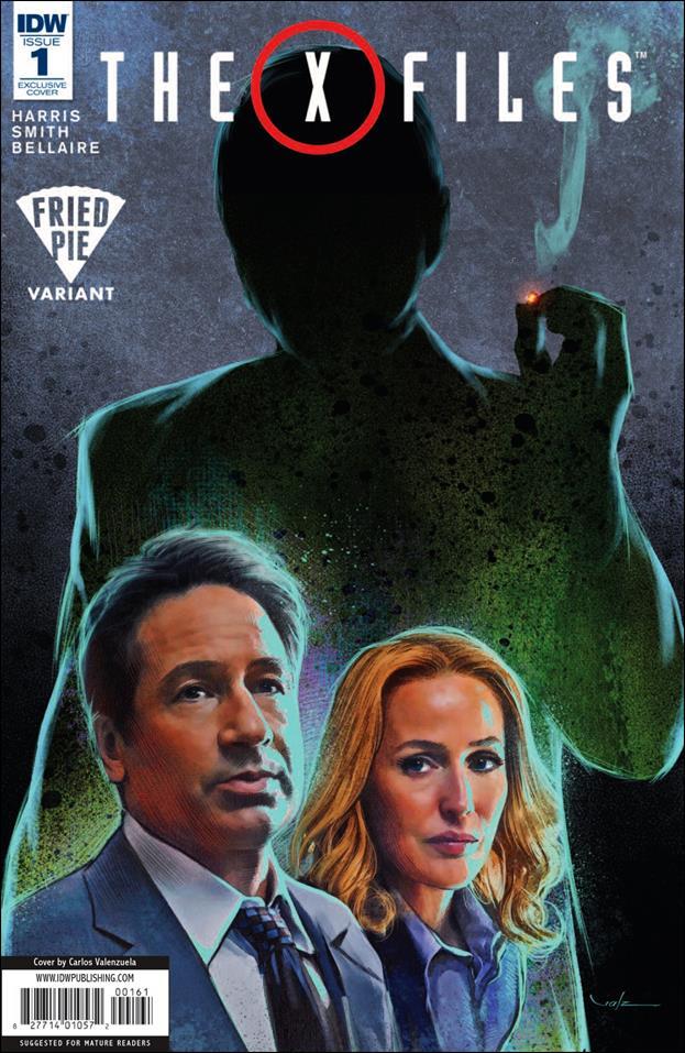 X-Files (2016) 1-E
